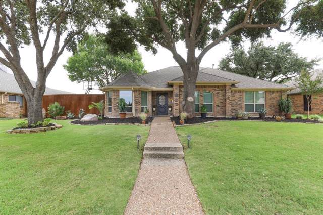 221 Plantation Drive, Coppell, TX 75019 (MLS #14203889) :: The Real Estate Station