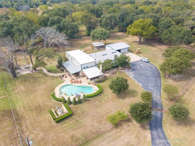 11400 County Road 346, Terrell, TX 75161 (MLS #14203893) :: RE/MAX Town & Country