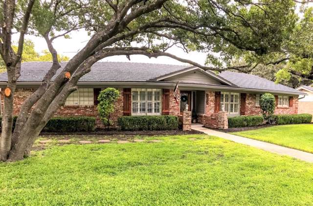 4305 Plantation Drive, Benbrook, TX 76116 (MLS #14203897) :: Tenesha Lusk Realty Group