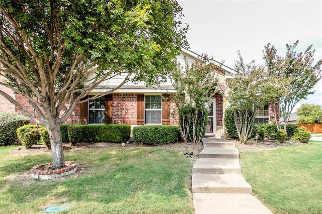 4600 Worchester Lane, Mckinney, TX 75070 (MLS #14203903) :: Lynn Wilson with Keller Williams DFW/Southlake