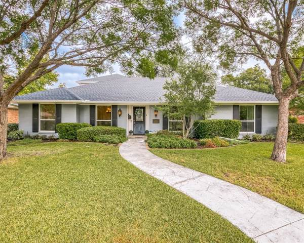 7323 Whispering Pines Drive, Dallas, TX 75248 (MLS #14203907) :: The Mitchell Group
