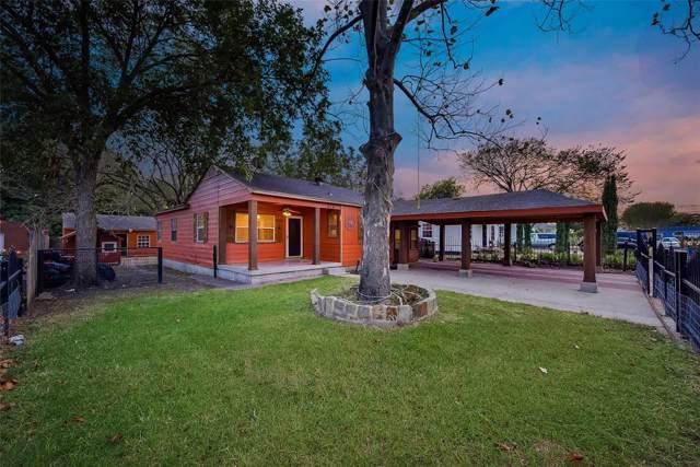 626 Lacewood Drive, Dallas, TX 75224 (MLS #14203924) :: Kimberly Davis & Associates