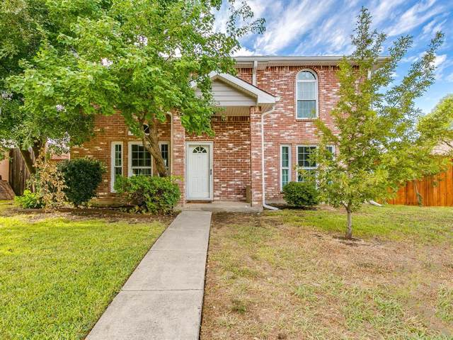 805 Hillbrooke Drive, Arlington, TX 76001 (MLS #14203930) :: Tanika Donnell Realty Group