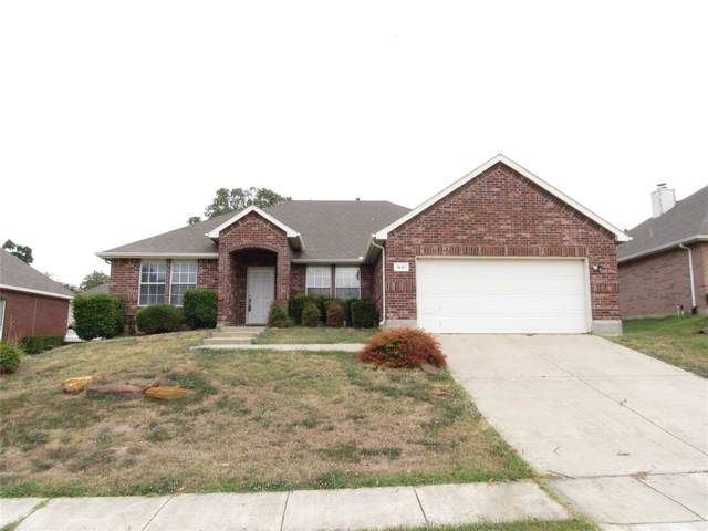 1601 Buena Vista Drive, Denton, TX 76210 (MLS #14203934) :: The Rhodes Team
