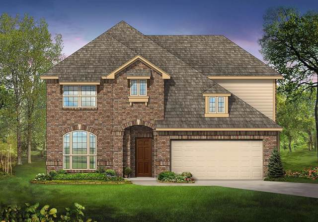 4120 Mountain Meadow Road, Fort Worth, TX 76036 (MLS #14203937) :: The Chad Smith Team