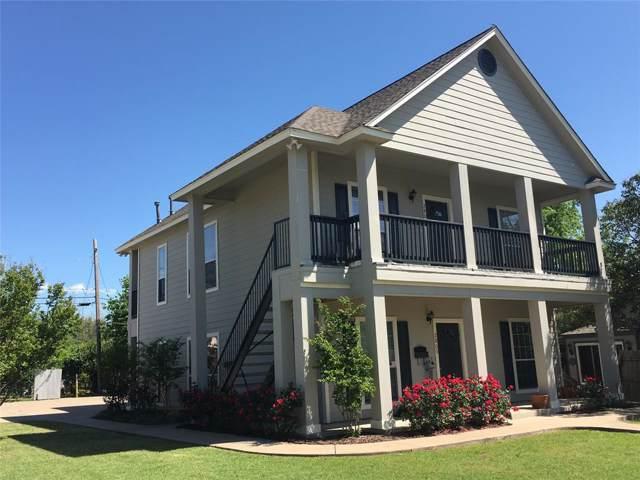 2801 Frazier Avenue, Fort Worth, TX 76110 (MLS #14203939) :: Team Hodnett