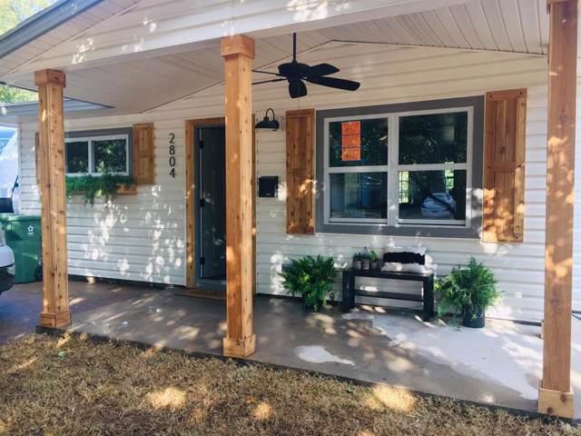 2804 Elm Park, Richland Hills, TX 76118 (MLS #14203952) :: Tenesha Lusk Realty Group