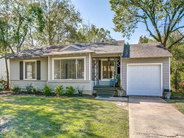 2114 Montalba Avenue, Dallas, TX 75228 (MLS #14203964) :: Lynn Wilson with Keller Williams DFW/Southlake