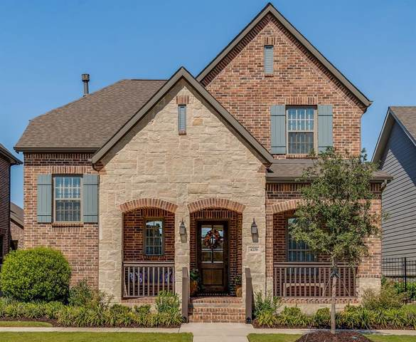 4270 Sevilla Drive, Frisco, TX 75034 (MLS #14203969) :: The Real Estate Station
