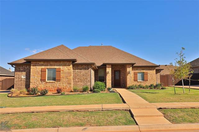 3718 Nobles Ranch Road, Abilene, TX 79606 (MLS #14203972) :: The Mitchell Group