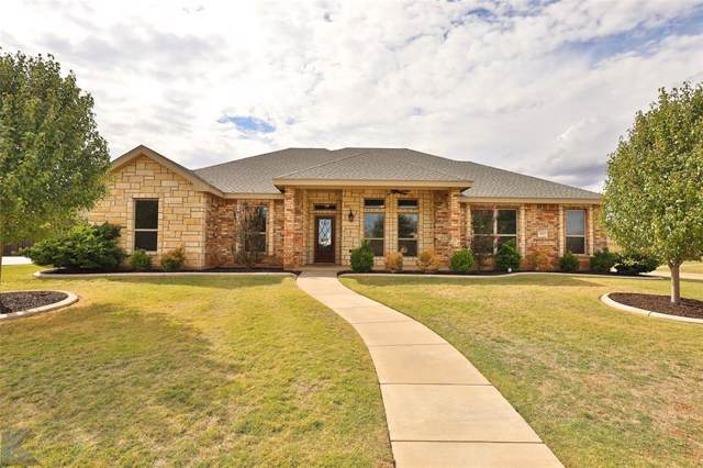 7002 Waterway Lane, Abilene, TX 79606 (MLS #14203976) :: The Good Home Team