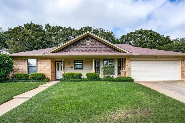 3213 Sapphire Street, Bedford, TX 76021 (MLS #14203996) :: The Chad Smith Team
