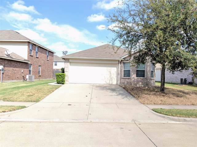 1104 Browntop Street, Crowley, TX 76036 (MLS #14204008) :: The Chad Smith Team