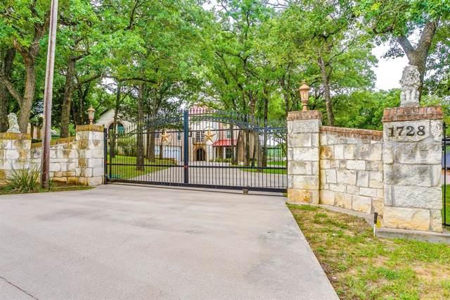 1728 Woodview Drive, Alvarado, TX 76009 (MLS #14204028) :: Roberts Real Estate Group