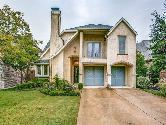 7033 Coverdale Drive, Plano, TX 75024 (MLS #14204030) :: RE/MAX Town & Country