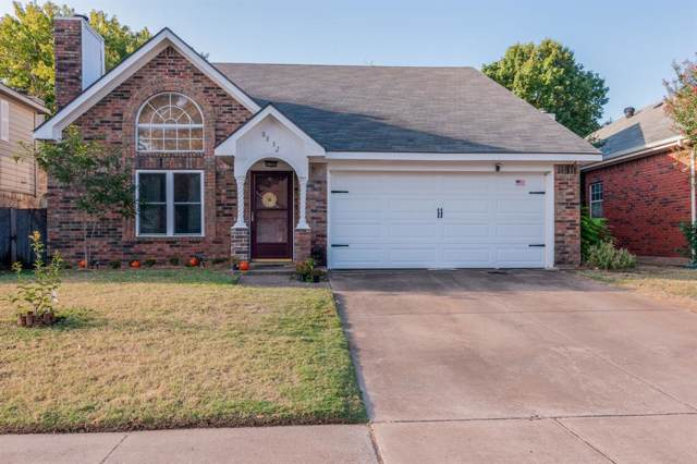 8832 Mystic Trail, Fort Worth, TX 76118 (MLS #14204046) :: RE/MAX Town & Country