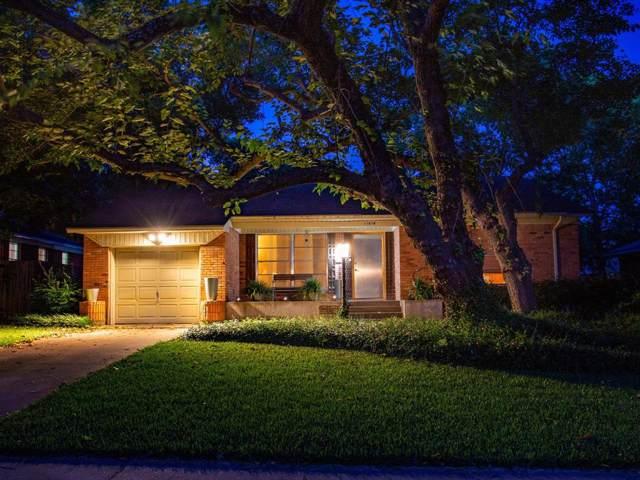 11616 Tuscany Way, Dallas, TX 75218 (MLS #14204074) :: The Mitchell Group