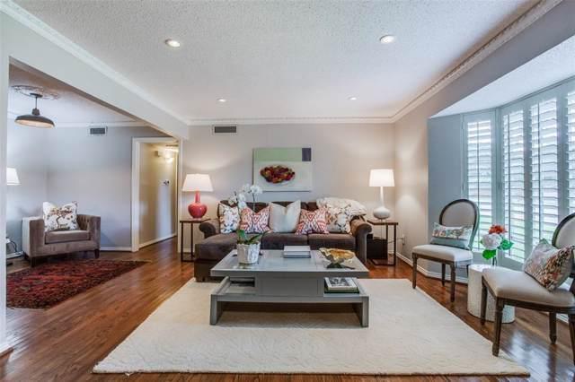 4705 Skillman Street B, Dallas, TX 75206 (MLS #14204076) :: Tanika Donnell Realty Group