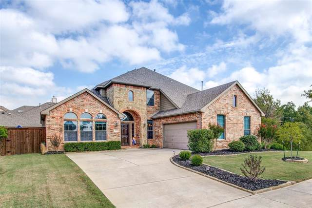 7003 Chittamwood Drive, Denton, TX 76208 (MLS #14204082) :: The Real Estate Station