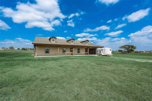 8596 NE County Road 1040, Rice, TX 75155 (MLS #14204085) :: Vibrant Real Estate