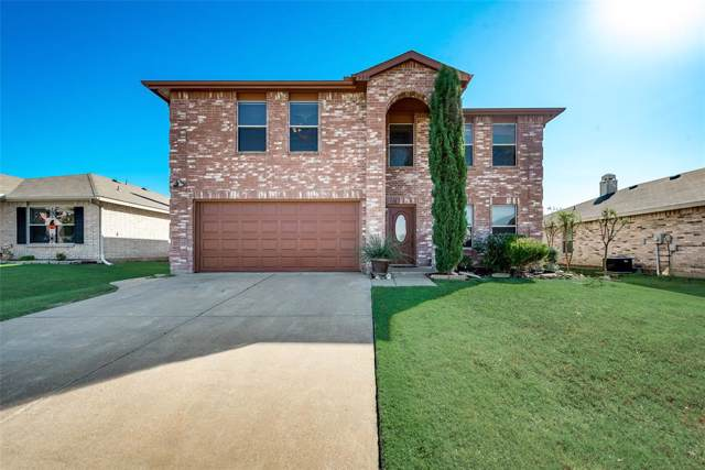 529 Nuffield Lane, Fort Worth, TX 76036 (MLS #14204091) :: The Chad Smith Team