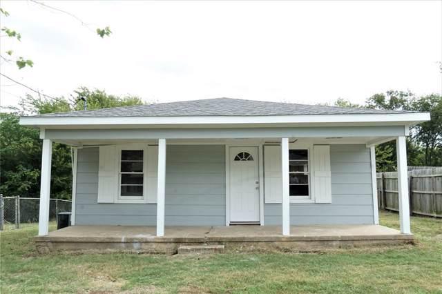 107 Grayson Avenue, Pottsboro, TX 75076 (MLS #14204096) :: Lynn Wilson with Keller Williams DFW/Southlake