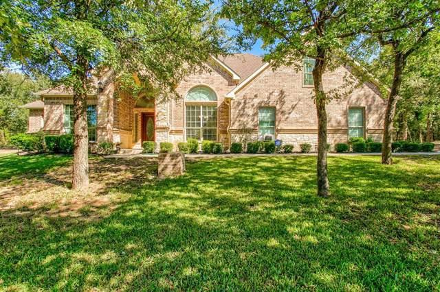 145 N Natural Springs Lane, Azle, TX 76020 (MLS #14204124) :: Trinity Premier Properties