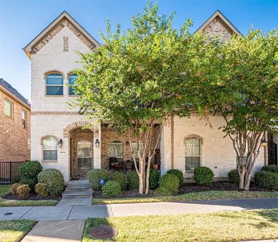 4249 Comanche Drive, Carrollton, TX 75010 (MLS #14204149) :: The Tierny Jordan Network