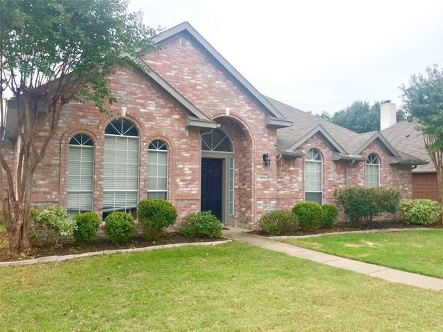 11305 Amber Valley Drive, Frisco, TX 75035 (MLS #14204153) :: Hargrove Realty Group