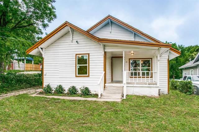 1719 Adelaide Drive, Dallas, TX 75216 (MLS #14204157) :: The Hornburg Real Estate Group