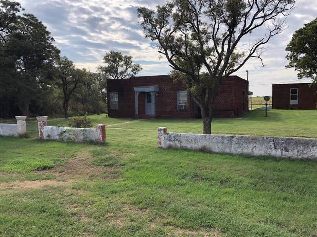 2273 State Highway 283, Sagerton, TX 79548 (MLS #14204167) :: The Kimberly Davis Group