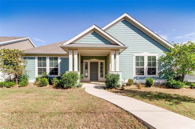 2124 Dr Sanders Road, Providence Village, TX 76227 (MLS #14204174) :: RE/MAX Town & Country
