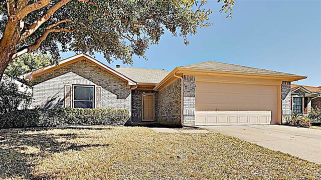 1103 Princeton Place, Euless, TX 76040 (MLS #14204190) :: RE/MAX Town & Country