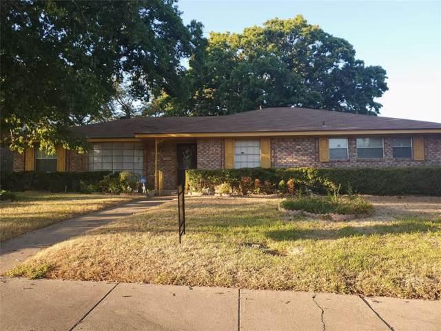 5964 Fox Hill Lane, Dallas, TX 75232 (MLS #14204200) :: The Chad Smith Team
