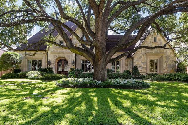 6614 Brookshire Drive, Dallas, TX 75230 (MLS #14204206) :: RE/MAX Town & Country