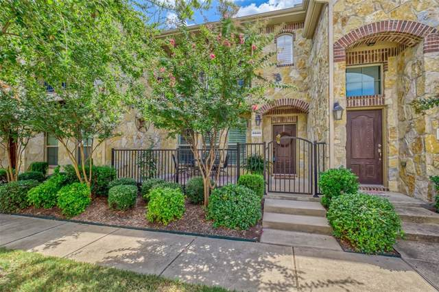 8605 Whitehead Street, Mckinney, TX 75070 (MLS #14204207) :: All Cities Realty