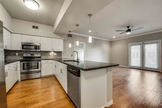 3102 Kings Road #3101, Dallas, TX 75219 (MLS #14204210) :: RE/MAX Pinnacle Group REALTORS