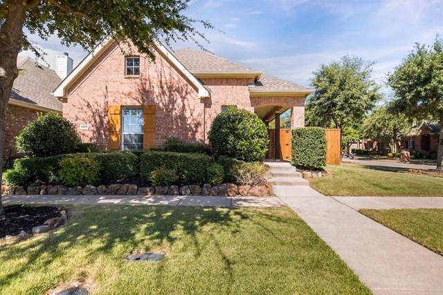 9474 Grosvenor Place, Frisco, TX 75035 (MLS #14204216) :: EXIT Realty Elite