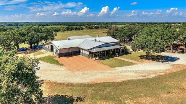 2405 Cr 107, Whitesboro, TX 76273 (MLS #14204221) :: RE/MAX Town & Country