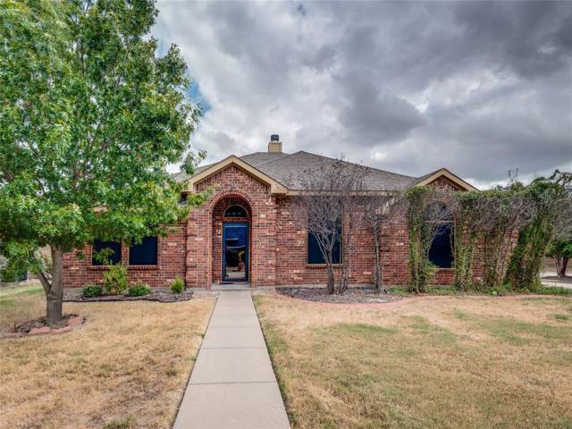 100 Cloverleaf Lane, Red Oak, TX 75154 (MLS #14204228) :: Lynn Wilson with Keller Williams DFW/Southlake