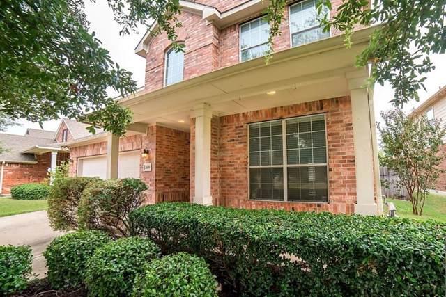 4009 Summerhill Lane, Fort Worth, TX 76244 (MLS #14204230) :: The Rhodes Team