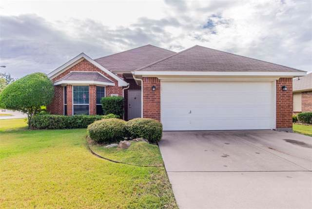 10501 Trevino Lane, Benbrook, TX 76126 (MLS #14204233) :: RE/MAX Town & Country
