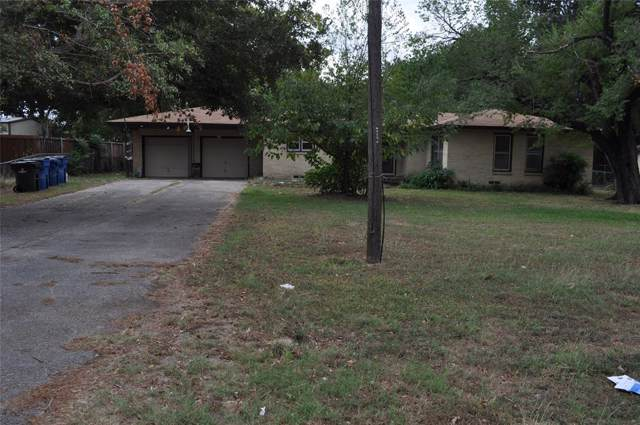 204 Cubley Drive, Seagoville, TX 75159 (MLS #14204237) :: Lynn Wilson with Keller Williams DFW/Southlake