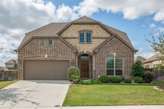 2010 Starwood Drive, Weatherford, TX 76086 (MLS #14204238) :: Real Estate By Design
