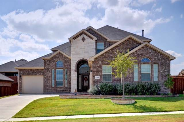 8949 Jewel Flower Drive, Fort Worth, TX 76131 (MLS #14204261) :: All Cities Realty