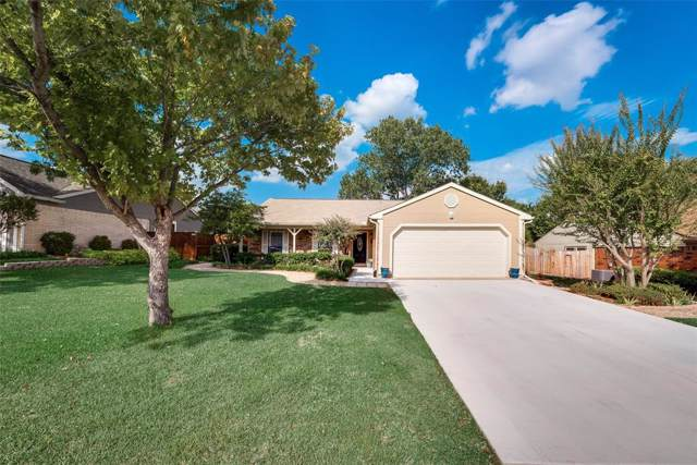 831 Heather Wood Drive, Grapevine, TX 76051 (MLS #14204285) :: EXIT Realty Elite