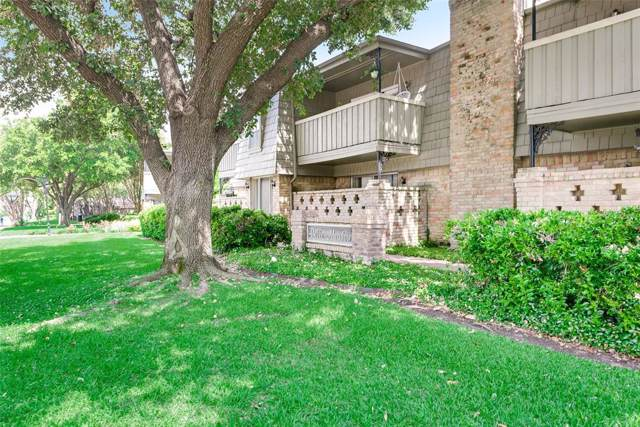 7705 Meadow Park Drive #206, Dallas, TX 75230 (MLS #14204303) :: RE/MAX Town & Country