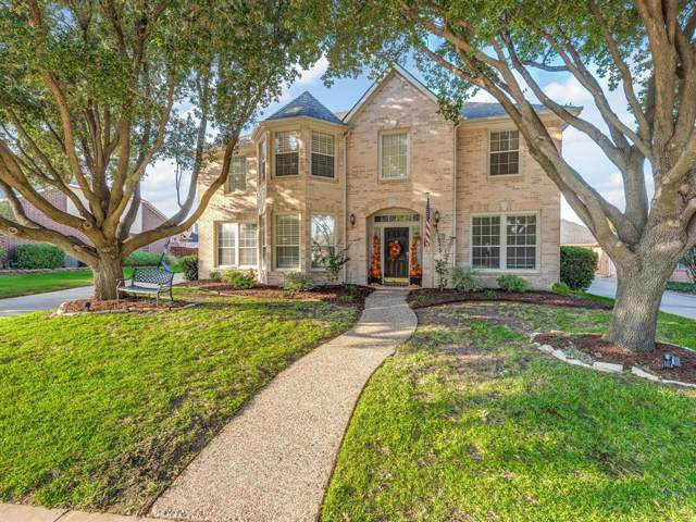 2705 Country Glen Court, Keller, TX 76248 (MLS #14204305) :: The Chad Smith Team