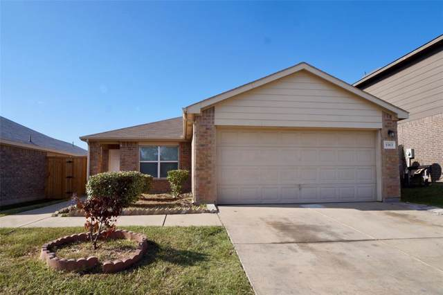 1163 Warrior Drive, Dallas, TX 75253 (MLS #14204366) :: Lynn Wilson with Keller Williams DFW/Southlake