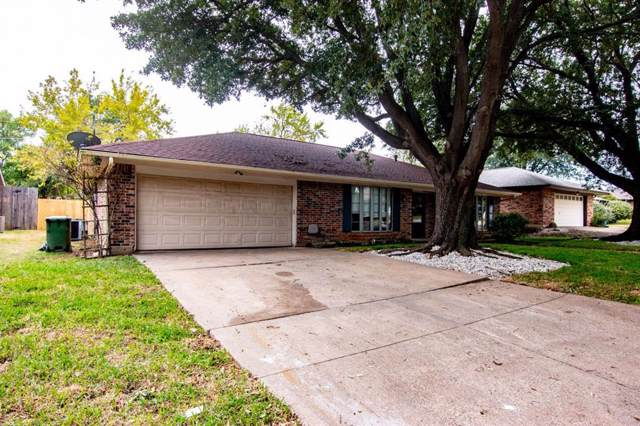 5310 Firewood Drive, Arlington, TX 76016 (MLS #14204369) :: Trinity Premier Properties